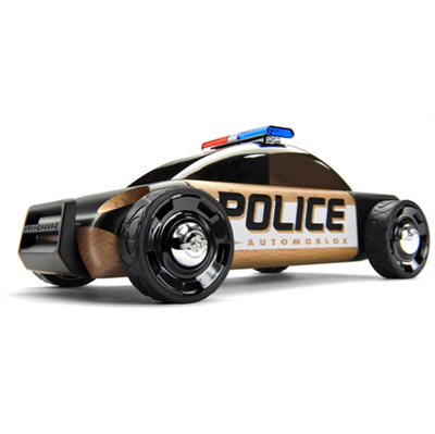 Image of Automoblox S9 police cruiser (AX985018)