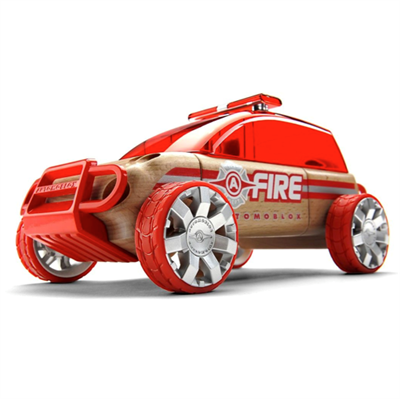 Image of Automoblox X9 fire SUV (AX985019)