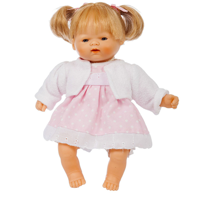 Image of Barrutoys Little Baby Christina 24 cm