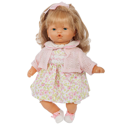 Image of   Barrutoys Little Baby Maria 36 cm