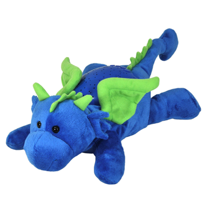 Image of   CloudB Natlampe Twilight Buddies Dragon