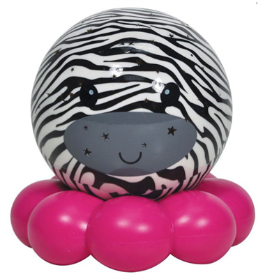 Image of   CloudB Natlampe Dreamz To Go Zoo Friendz Zebra