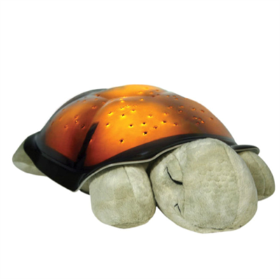 Image of   CloudB Natlampe Twilight Turtle classic mocha