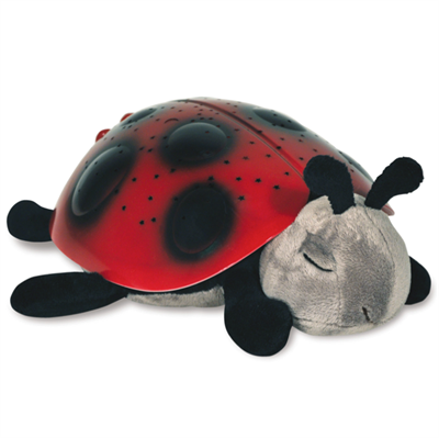 Image of   CloudB Natlampe Twilight Ladybug