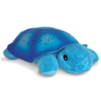 Image of   CloudB Natlampe Twilight Turtle blue