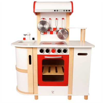 Hape Legekøkken Multi-function Kitchen