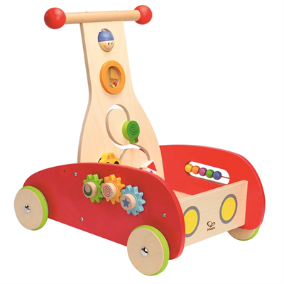 Image of Hape Wonder Walker Gåvogn (Hape5612)