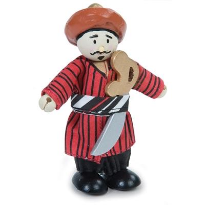 Image of Budkin - Orientalsk pirat (981)