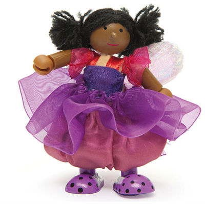 Image of Le Toy Van Budkin Fairy Violet (LBK996)