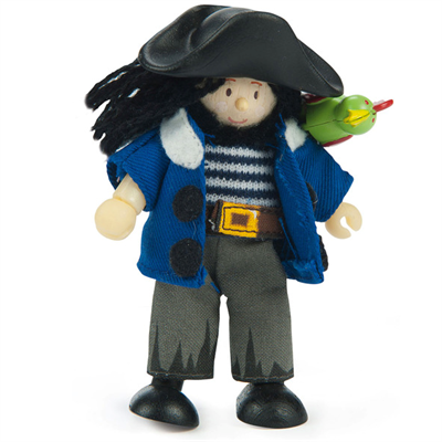 Image of Le Toy Van Budkins Piraten Jolly (LBK997)