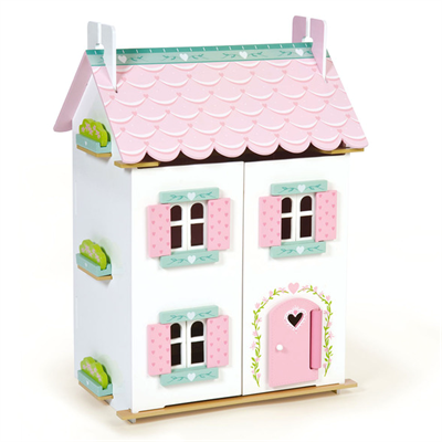 Le Toy Van Dukkehus Sweetheart Cottage