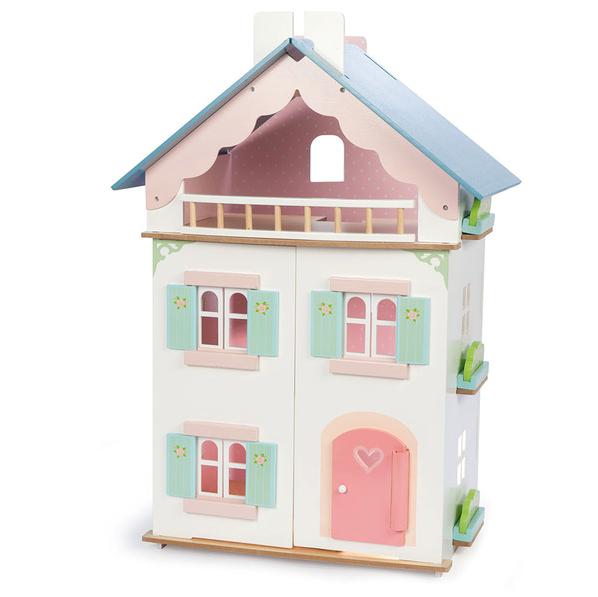 le toy van la maison de juliette. Black Bedroom Furniture Sets. Home Design Ideas