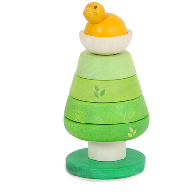Le Toy Van Petilou Tree Top stacker