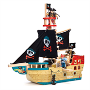 Le Toy Van Piratskib Jolly