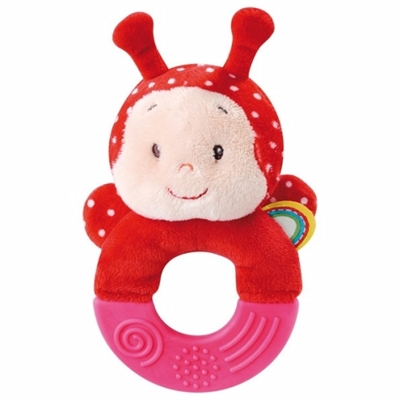 Image of Minimi Teether rattle Lou (MI20050-1)