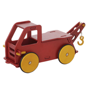 Moover Baby Truck rød