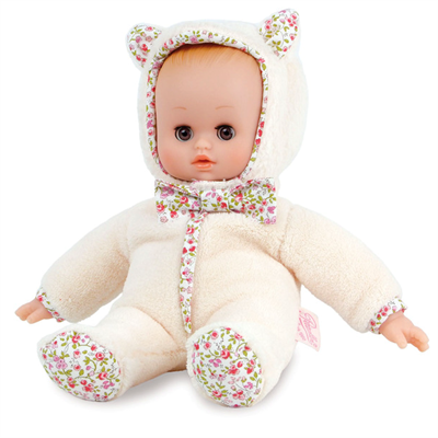 Billede af Petitcollin Anibaby Kiddy Cat, 28 cm