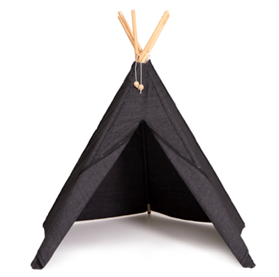 Image of Roommate Hippie Tipi Antracit Legetelt (Room12980)