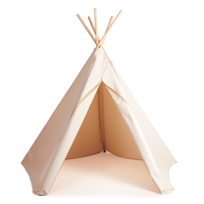 Image of Roommate Hippie Tipi Natur Legetelt (Room12960)