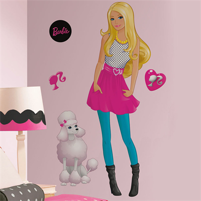Image of Roommates Barbie, Giant (J711612)