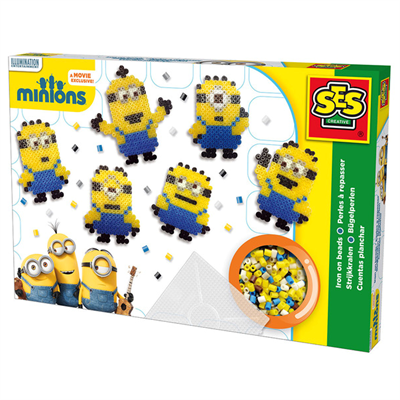 Image of SES Perler Minions (S14743)