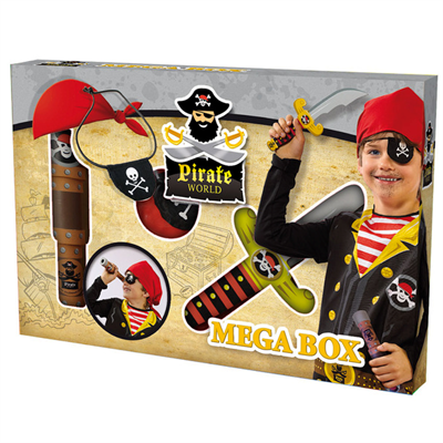 SES Pirate Mega Box