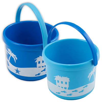 Image of Spielstabil Sandbucket small, Pirate (SS7216)