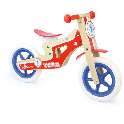 Team One Balance bike Balancecykel